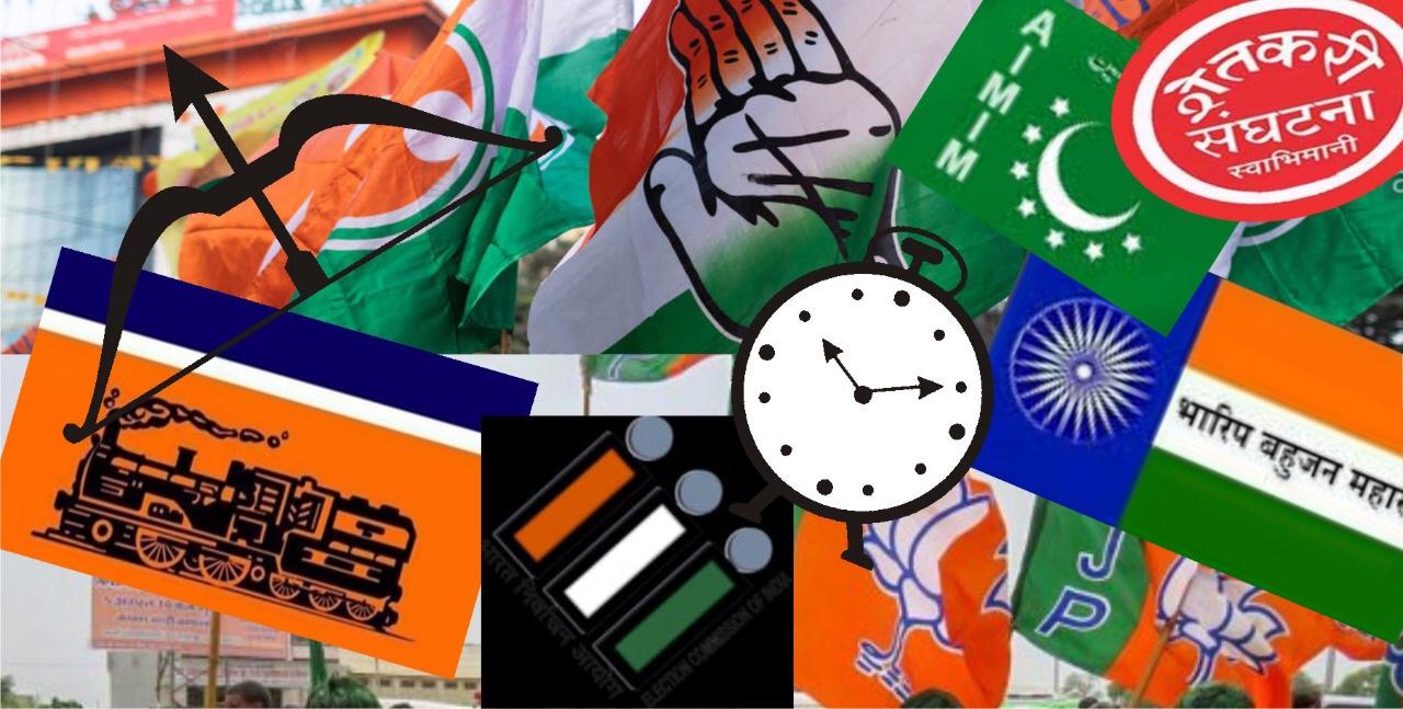 महाराष्ट्राची विस्कटलेली राजकीय घडी