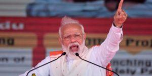 पंतप्रधान नरेंद्र मोदी श्रेय- पीटीआय