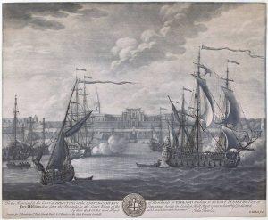 फोर्ट विल्यमचे पेंटिंग