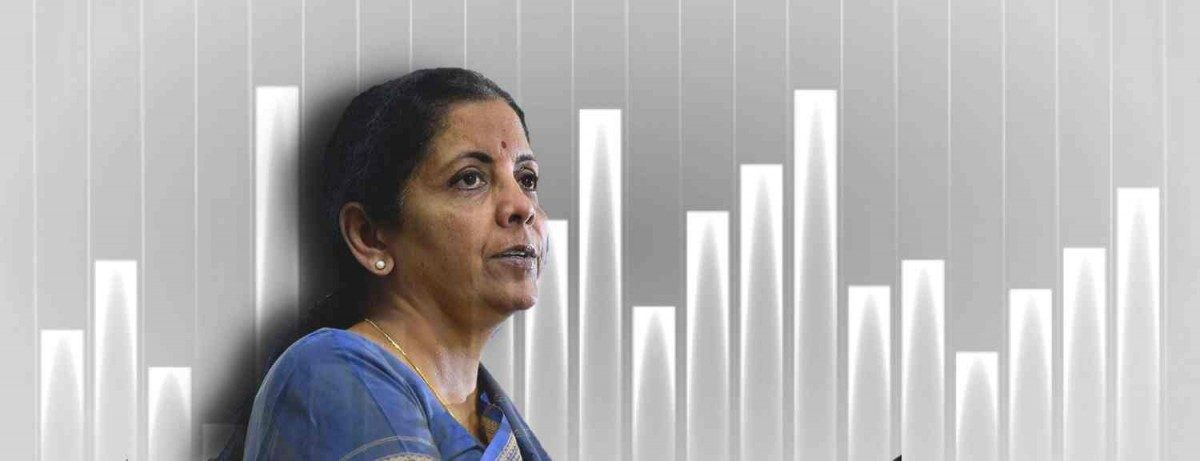 अर्थमंत्र्यांनी लपवली आकडेवारी