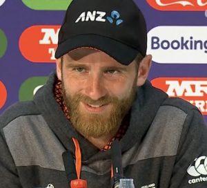 केन विल्यम्सन, न्यूझीलंडचा कप्तान