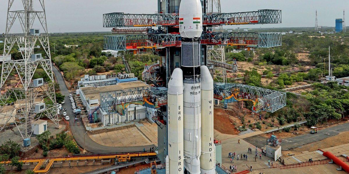 चांद्रयान-२ घेऊन जाणाऱ्या रॉकेटच्या प्रक्षेपणात बाधा