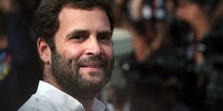 राहुल गांधी राजीनाम्यावर ठाम