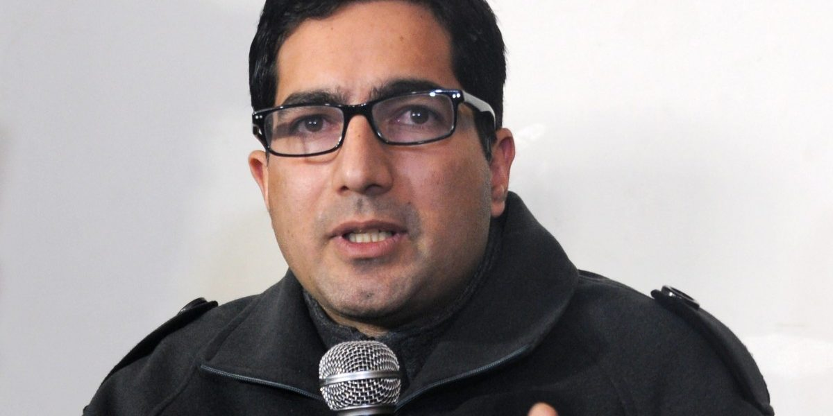 शाह फैजल यांना अटक, काश्मीरमध्ये नजरकैद