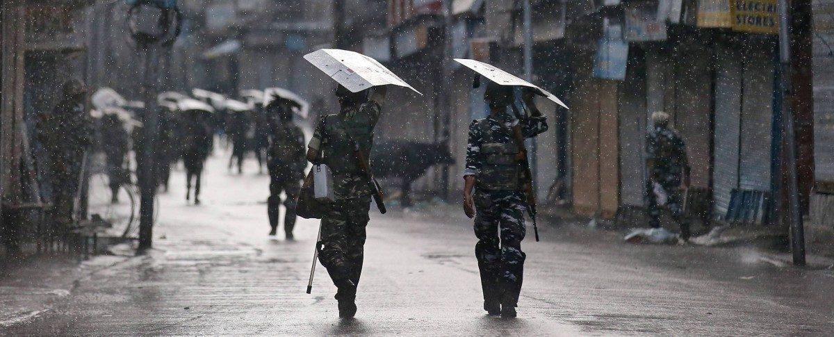 काश्मीरप्रश्नी ट्रम्प पुन्हा मध्यस्थीस तयार