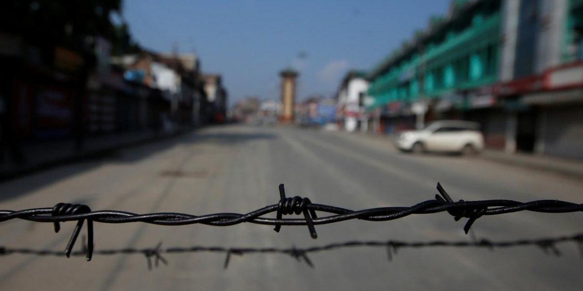 जम्मू आणि काश्मीरचे विभाजन का केले