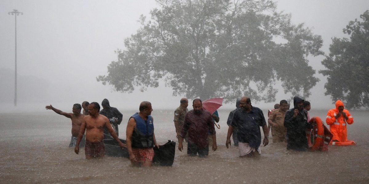 जगभर पुराचे थैमान : ग्लोबल वार्मिंगचे तडाखे