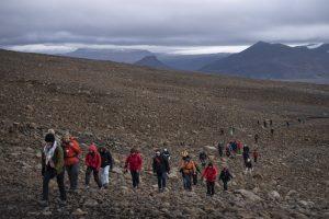 हिमनदीची प्रेतयात्रा (छायाचित्र एपी)