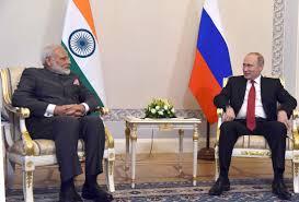 उत्पादकाच्या दिशेने जाणारा भारत-रशिया करार