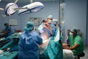 शस्त्रक्रिया प्रसूती