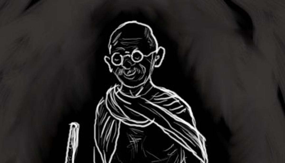 गांधी – जगण्याचा मार्ग