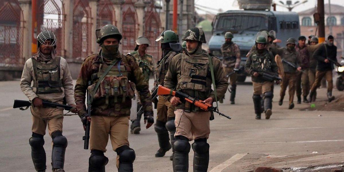 काश्मीरमधील परिस्थिती : अमित शहांच्या गृहमंत्रालयाकडे माहिती नाही