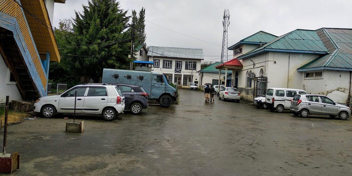 काश्मीरमध्ये न्यायव्यवस्था विस्कळित