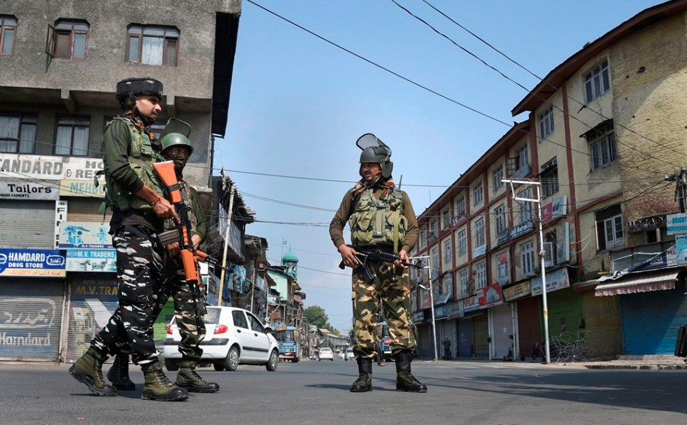 केंद्रशासित जम्मू व काश्मीरमध्ये दुसऱ्या दिवशीही बंद