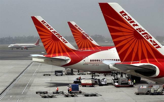 भारताच्या हवाई वाहतूक क्षेत्रातील वृद्धीत लक्षणीय घट