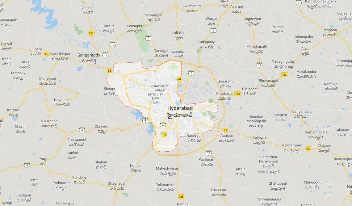 हैदराबादेत महिला डॉक्टरवर बलात्कार करून जिवंत जाळले