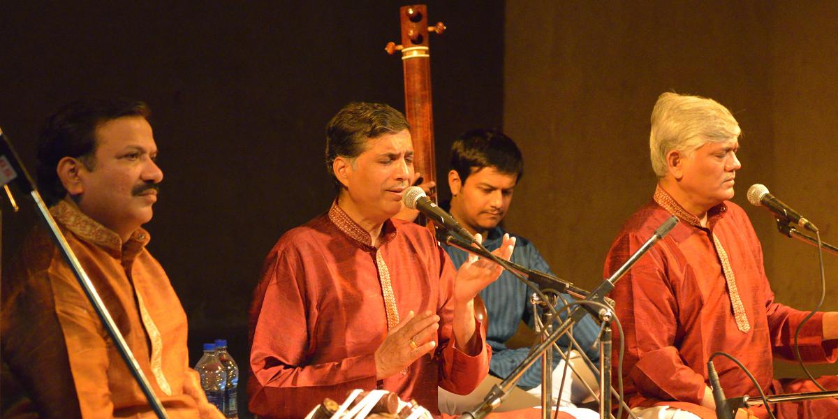 रमाकांत गुंदेचा – धृपद परंपरेचा नामांकित पाईक
