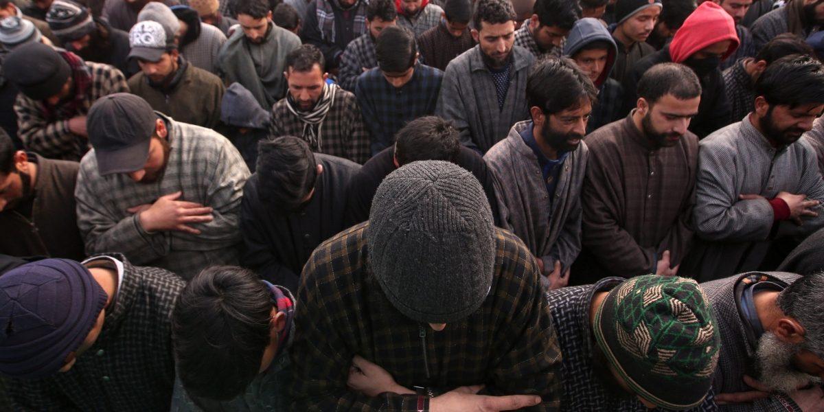 केंद्रीय गृहखात्याच्या वेबसाइटवर काश्मीरच्या लोकसंख्येत चूक