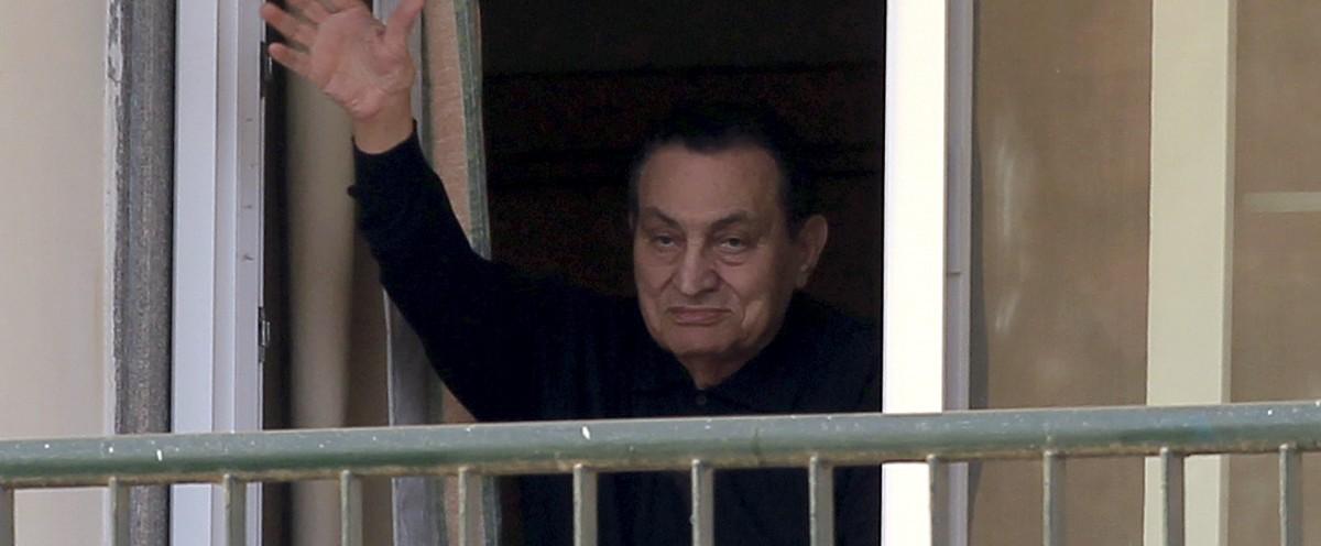 इजिप्तचे माजी अध्यक्ष होस्नी मुबारक यांचे निधन