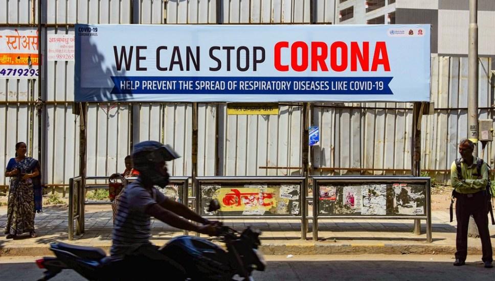 देशात कोरोनाचे ११४ रुग्ण