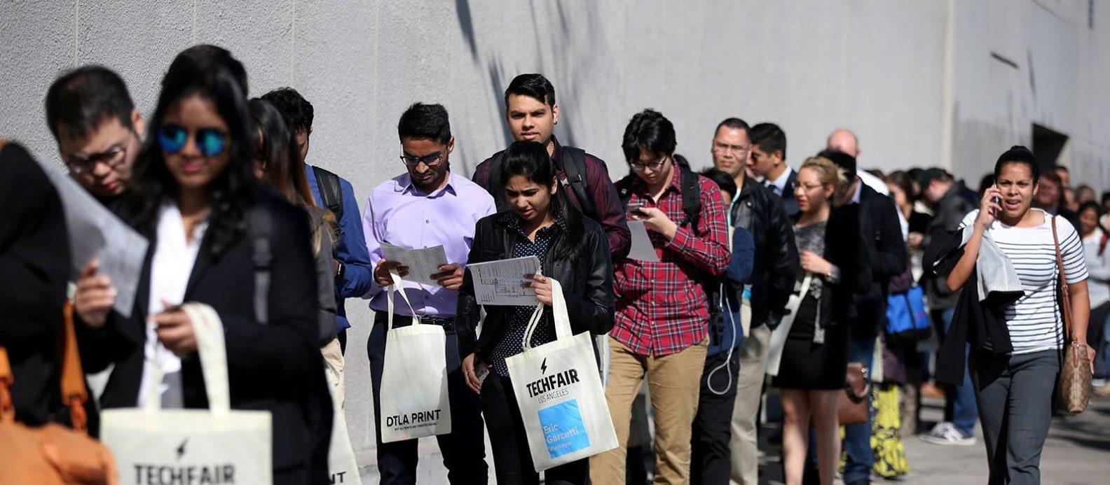 ४ महिन्यात फेब्रुवारीत बेरोजगारीचा दर सर्वाधिक