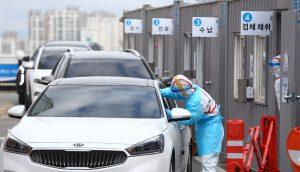 दक्षिण कोरिया चाचणी मॉडेल