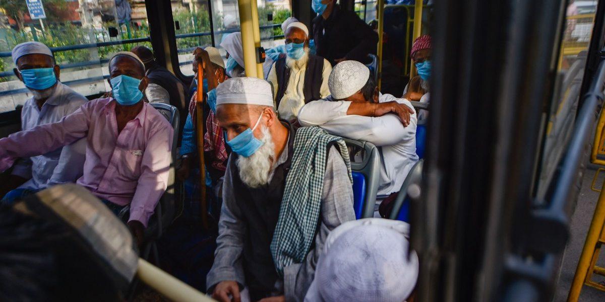 कोरोना आणि मुस्लिम समाज