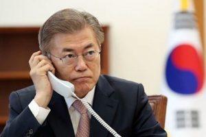 राष्ट्रपती मुन जे-इन