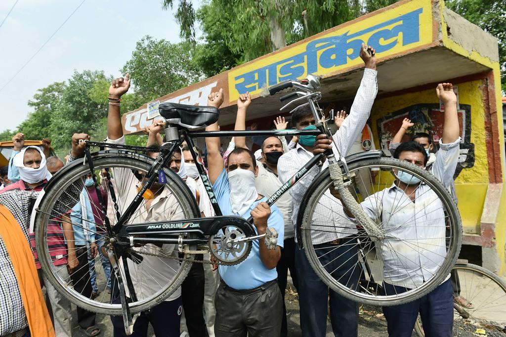 प्रसिद्ध सायकल कंपनी 'अॅटलस'ला टाळे
