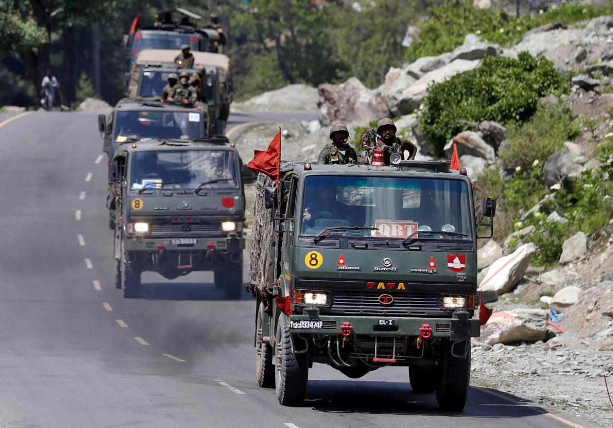 चीनकडून १० भारतीय सैनिकांची सुटका