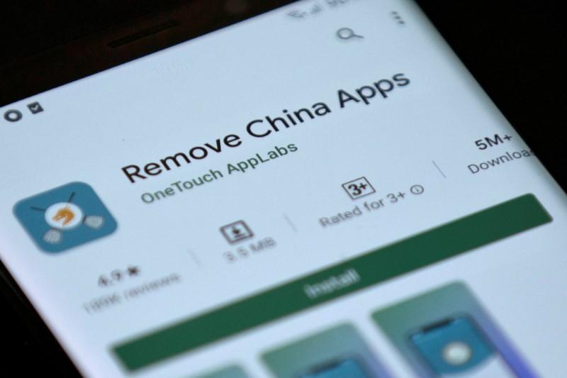 गूगलची 'रिमूव्ह चायना अॅप'वर कारवाई