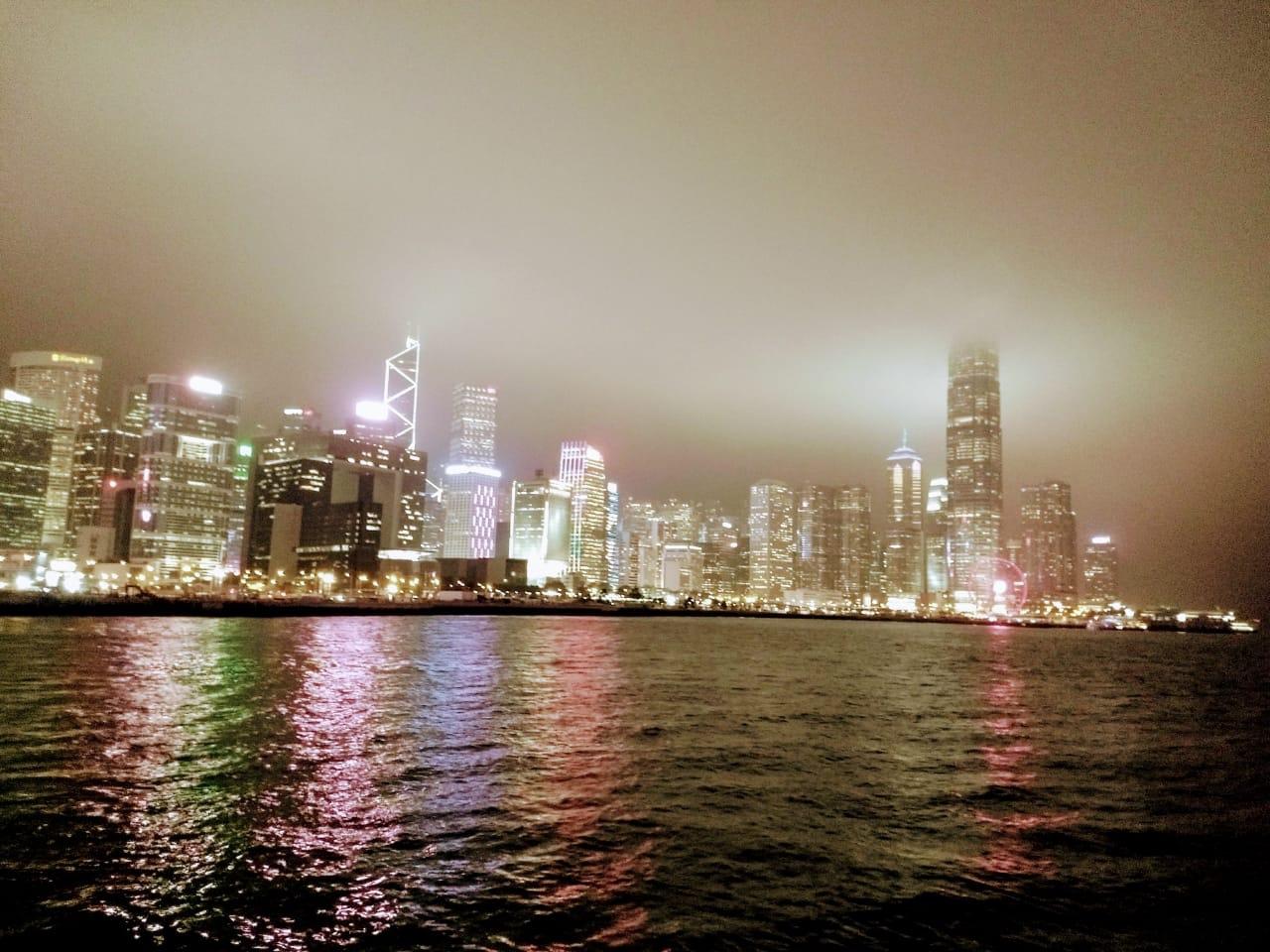 आधुनिक 'हाँग काँग'