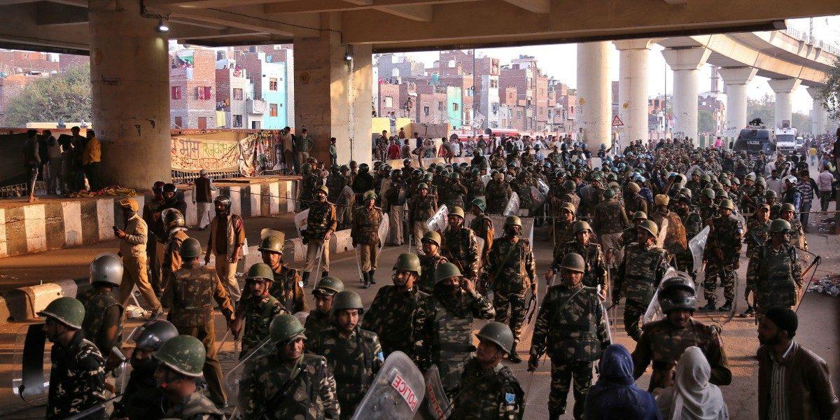 दिल्ली दंगल कारस्थानच होते..