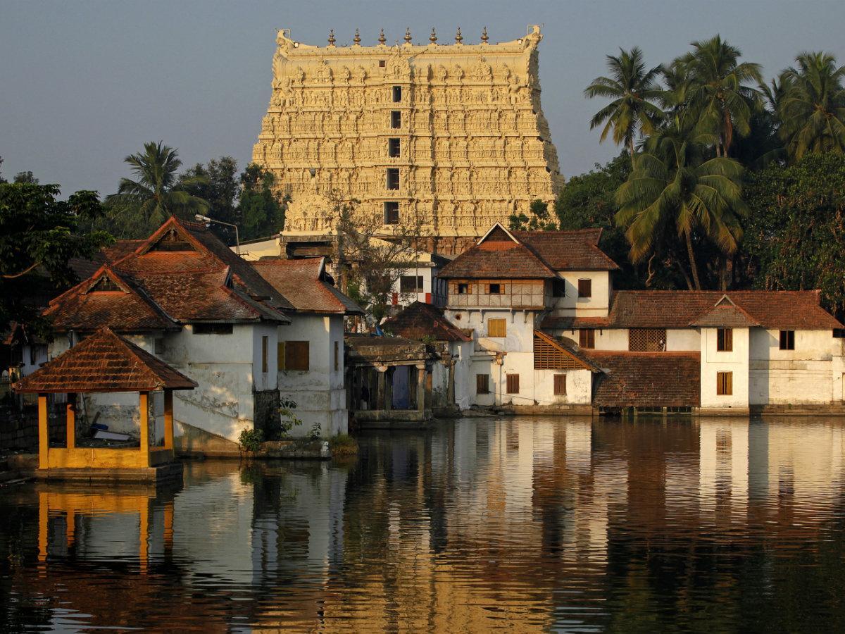'पद्मनाभस्वामी मंदिरावर त्रावणकोर घराण्याचाच अधिकार'