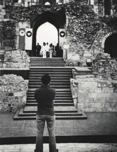 खुला रंगमंच - जुना किल्ला दिल्ली