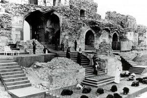 दिल्लीतील जुन्या किल्ल्यात तूघलक