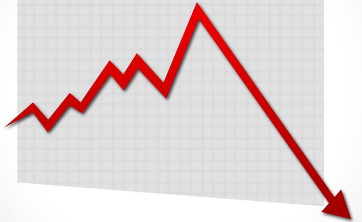जीडीपीची घसरगुंडी आणि अर्थव्यवस्थेला बसलेली खीळ