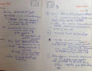 आमिर खानच्या सेटवर घेतलेल्या मुलाखतीचे पॉइंट्स.