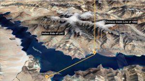 उपग्रहातून दिसणारे चित्र.