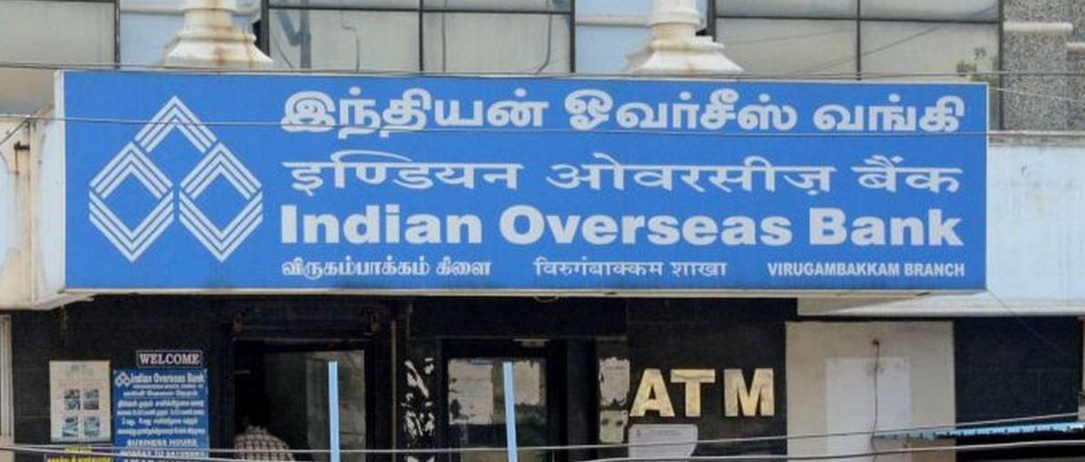 इंडियन ओव्हरसीज बँकेने ४१ हजार कोटी राईट ऑफ केले