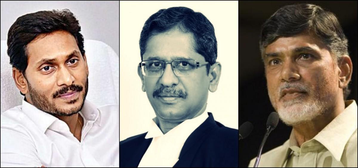 न्यायाधीशच सरकार पाडण्याच्या कटातः जगन मोहन रेड्डी