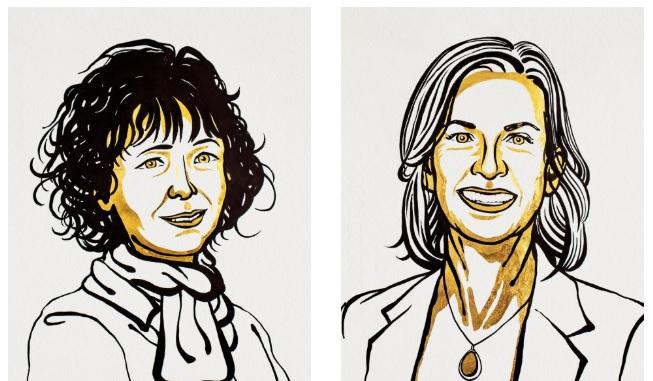 जेनेटिक सिझर्स: दोन महिलांना रसायनशास्त्राचे नोबेल