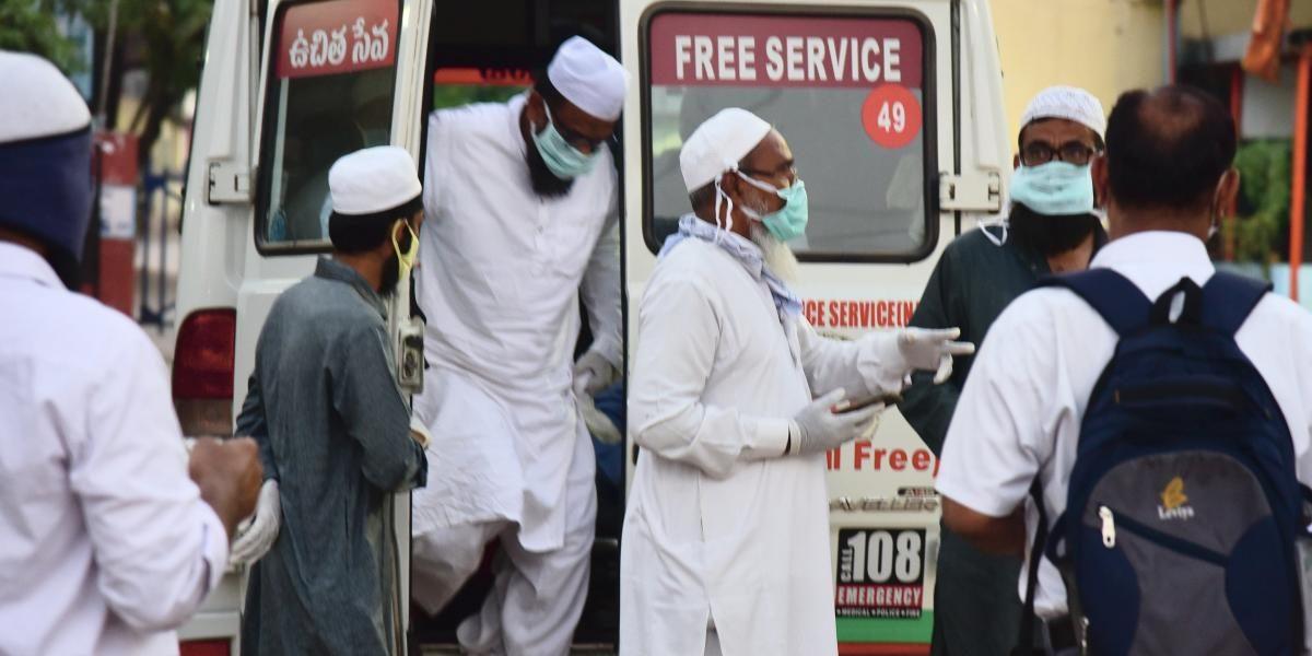 २० तब्लीगी परदेशी नागरिकांची निर्दोष सुटका
