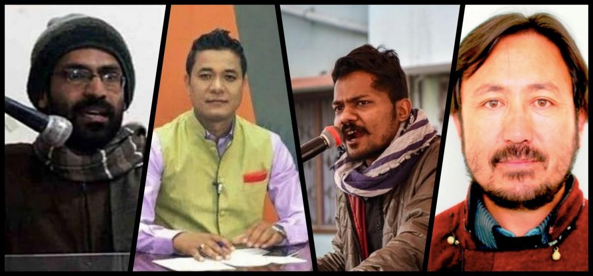 ९ पत्रकारांवर गुन्हेः भाजप मंत्र्यांचे त्यावर मौन का?