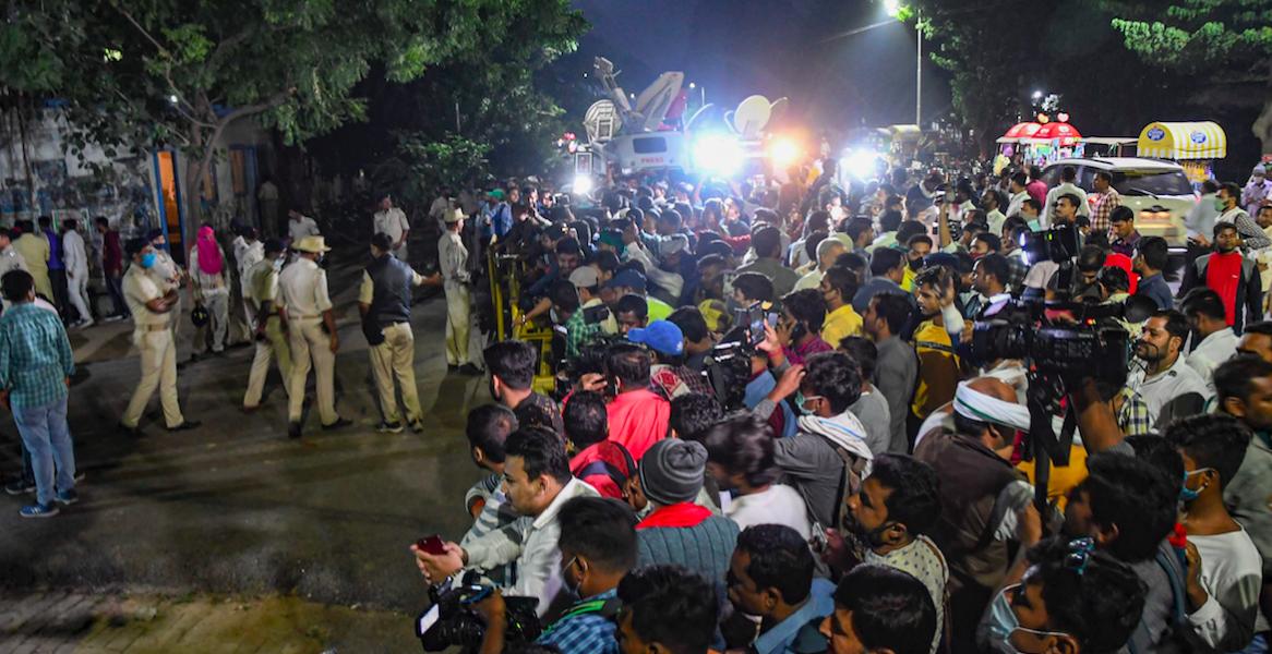 बिहारः एनडीएचा पूर्ण बहुमत मिळाल्याचा दावा
