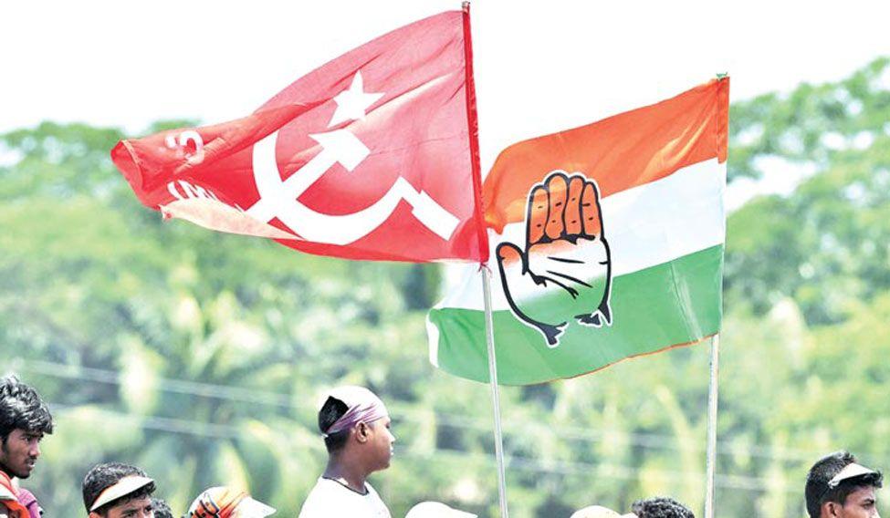 प. बंगाल निवडणुकाः काँग्रेस-डाव्यांमध्ये युती