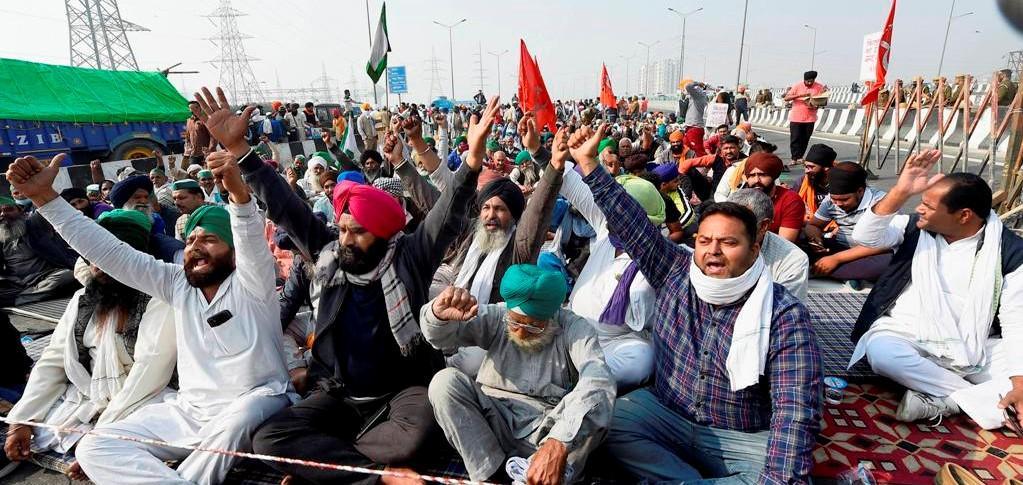 शेतकरी संघटनांचा ८ डिसेंबरला भारत बंद