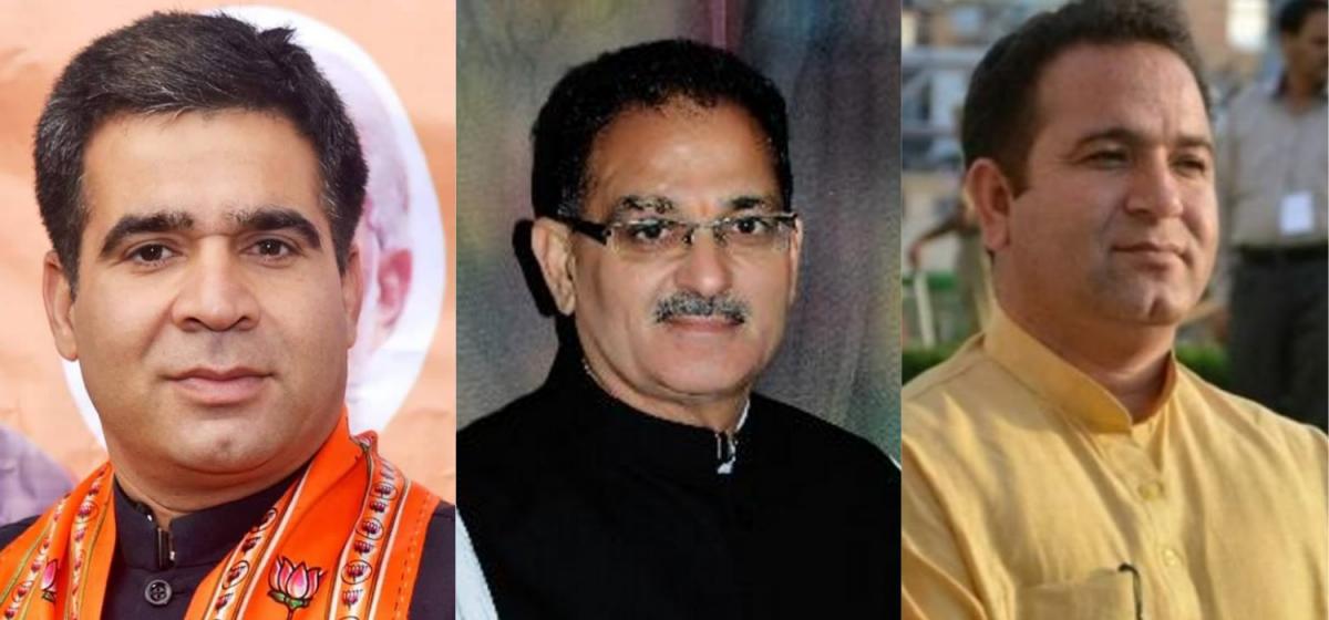 काश्मीरात भाजप नेत्यांकडे अजूनही सरकारी निवासस्थाने