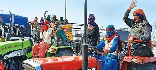 वैकल्पिक 'किसान गणतंत्र परेड'चे जनक नरेंद्र मोदी