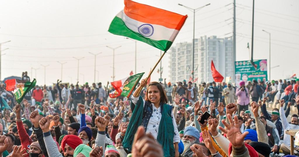 'शेतकरी आंदोलन हाताळण्यात सरकार अपयशी'